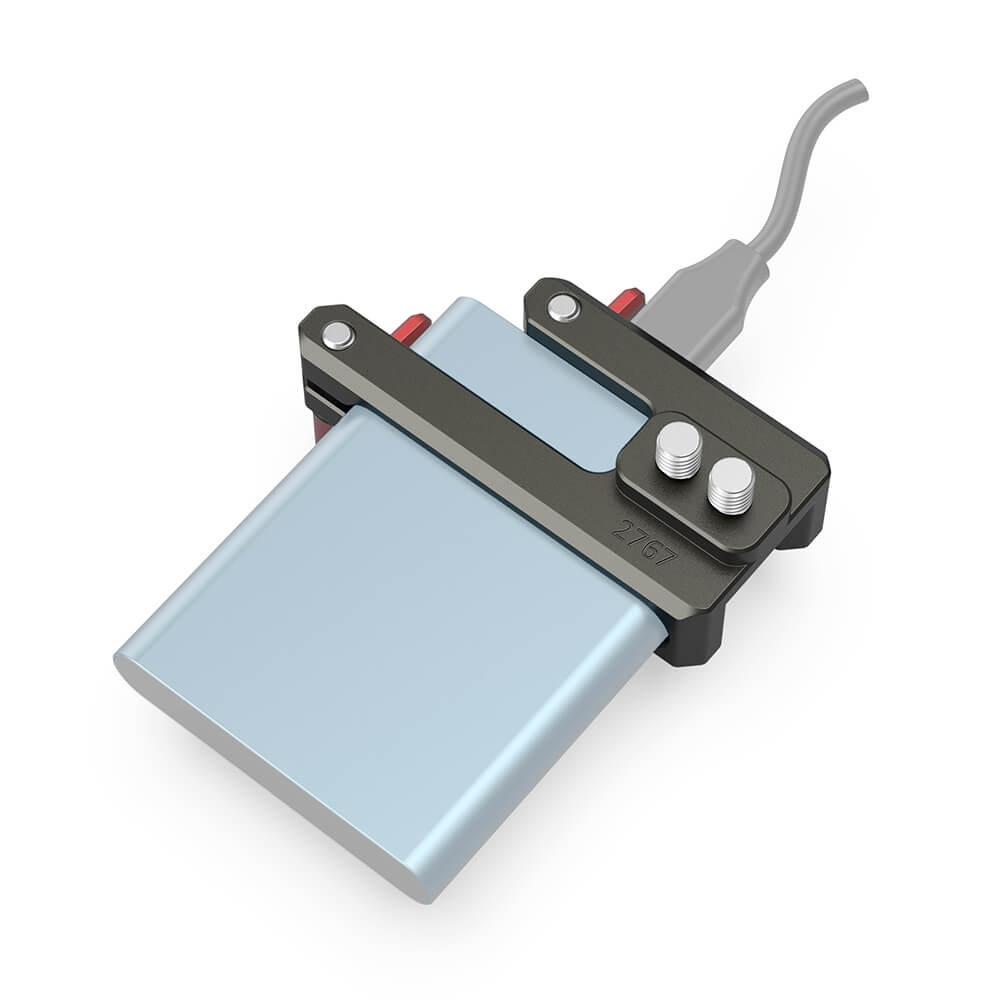 SmallRig Mount for Samsung T5 SSD (Dark Olive) 2767