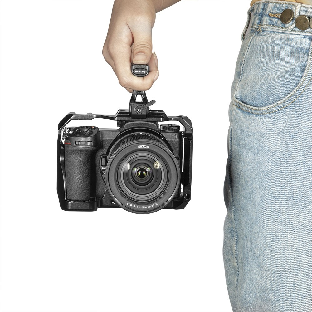 SmallRig Mini Top Handle for Light-weight Cameras (NATO Clamp) 2770B