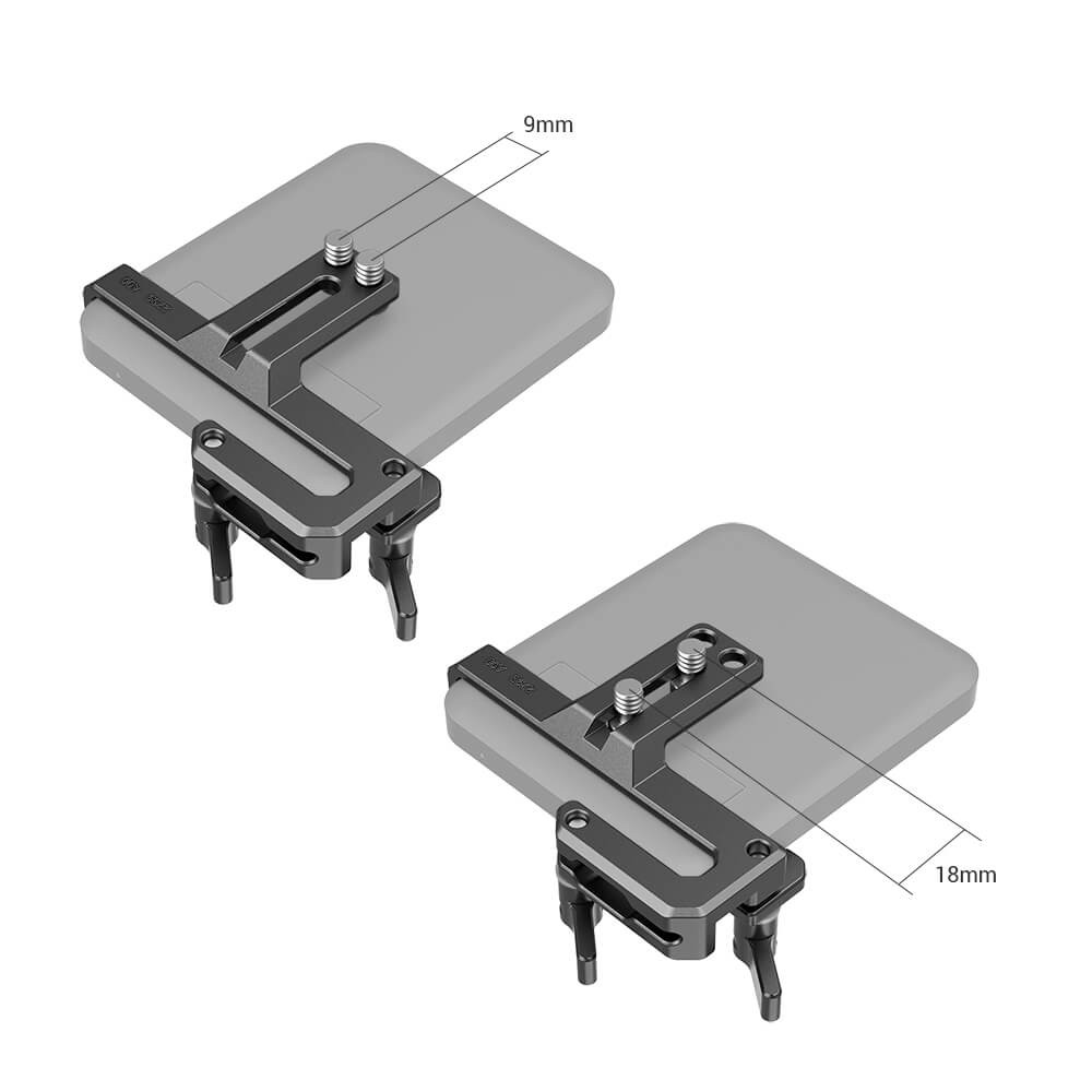 SmallRig Mount for LaCie Portable SSD 2799