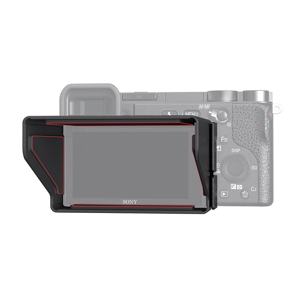 SmallRig LCD Hood for Sony a6000/a6100/a6300/a6400/a6500/a6600 2823