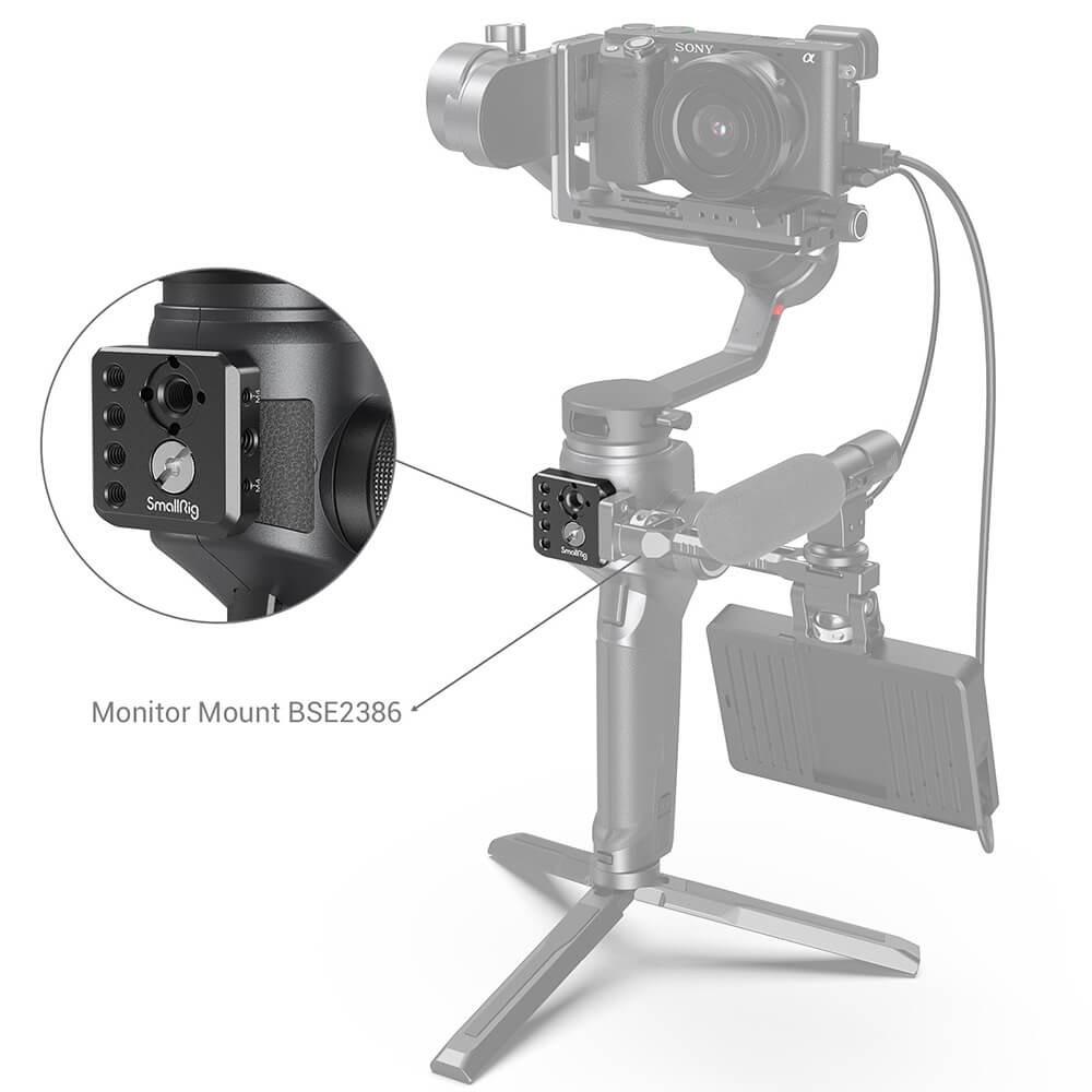SmallRig Mounting Plate for Moza AirCross 2 2826