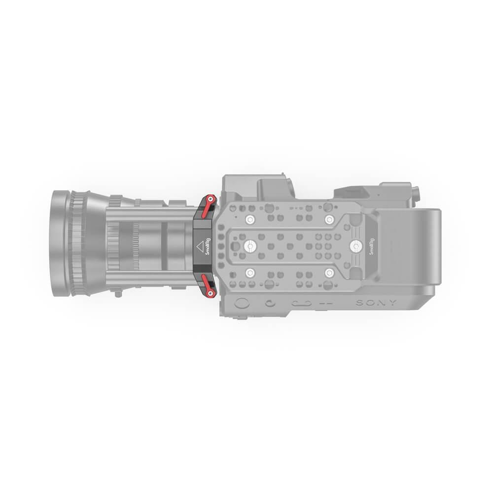 SmallRig SONY FX9 15mm Rod Clamp 2845