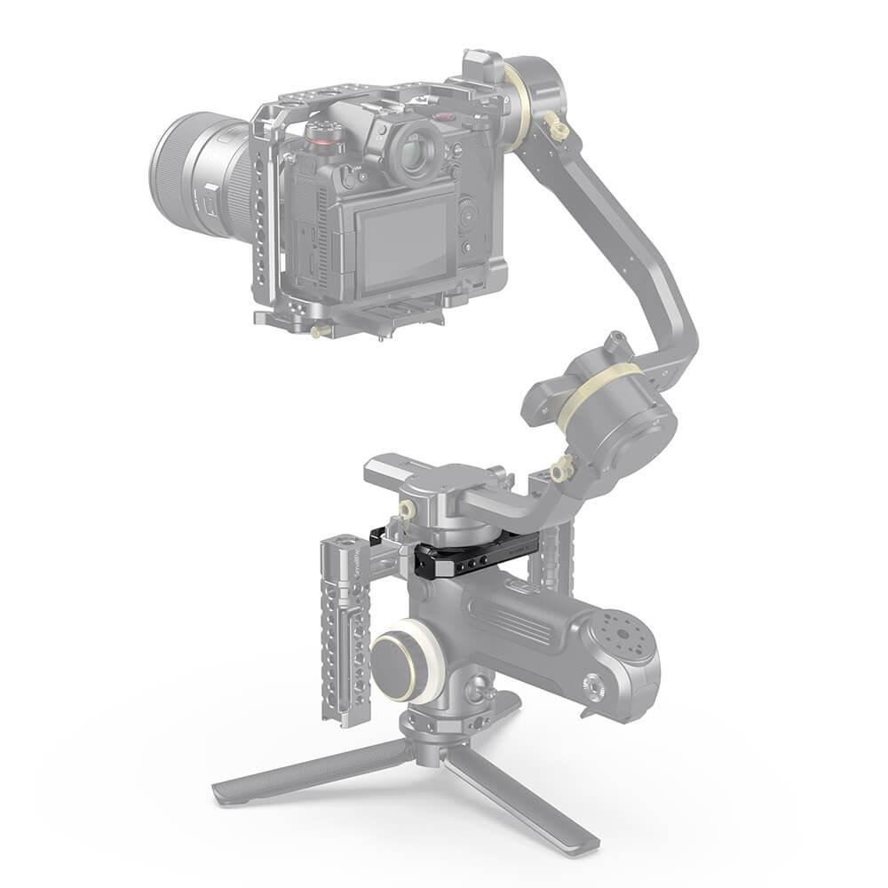SmallRig Mounting Clamp for ZHIYUN CRANE 3S Handheld Stabilizer 2853