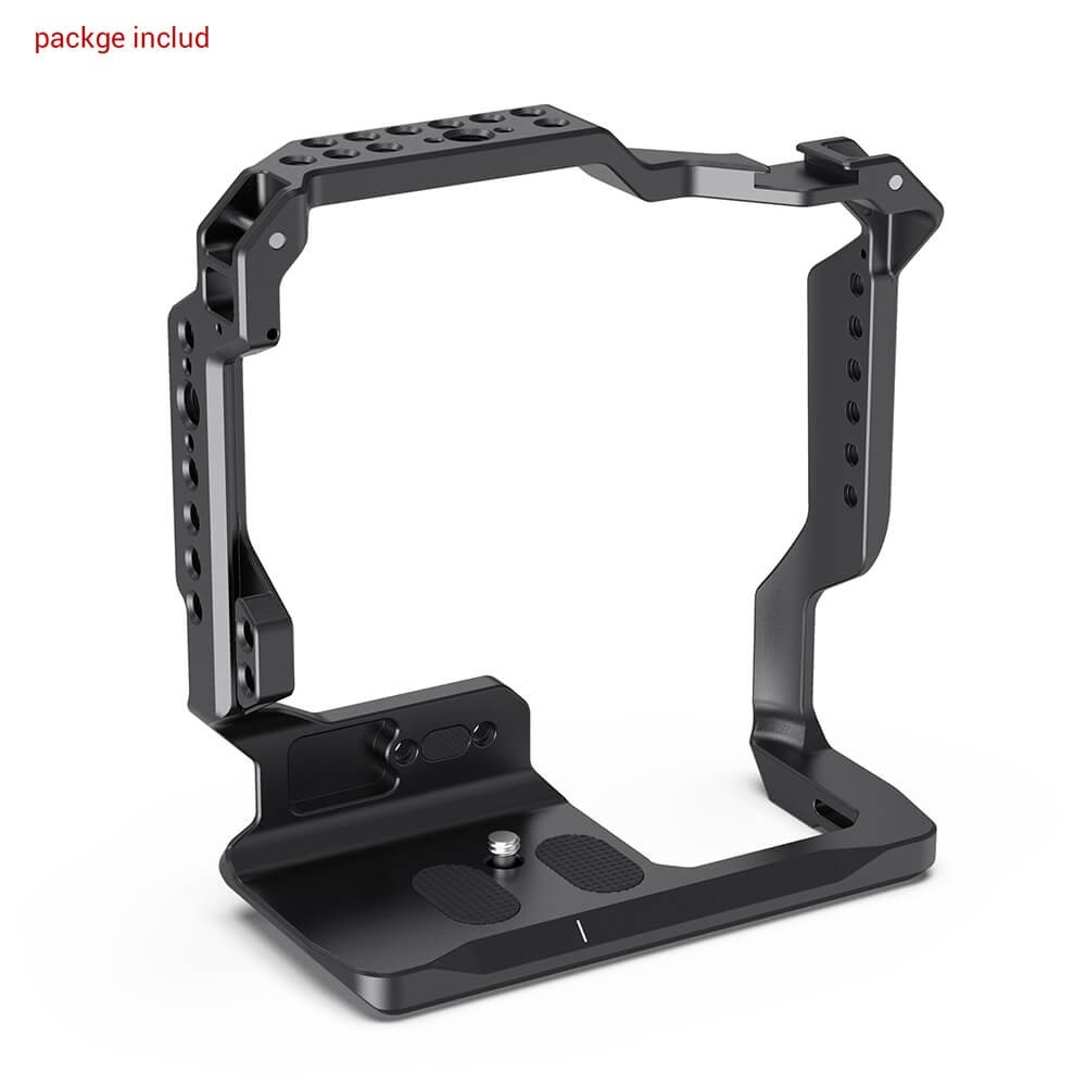 SmallRig Cage for Nikon Z6/Z7/Z6 II/Z7 II with MB-N10 Battery Grip 2882