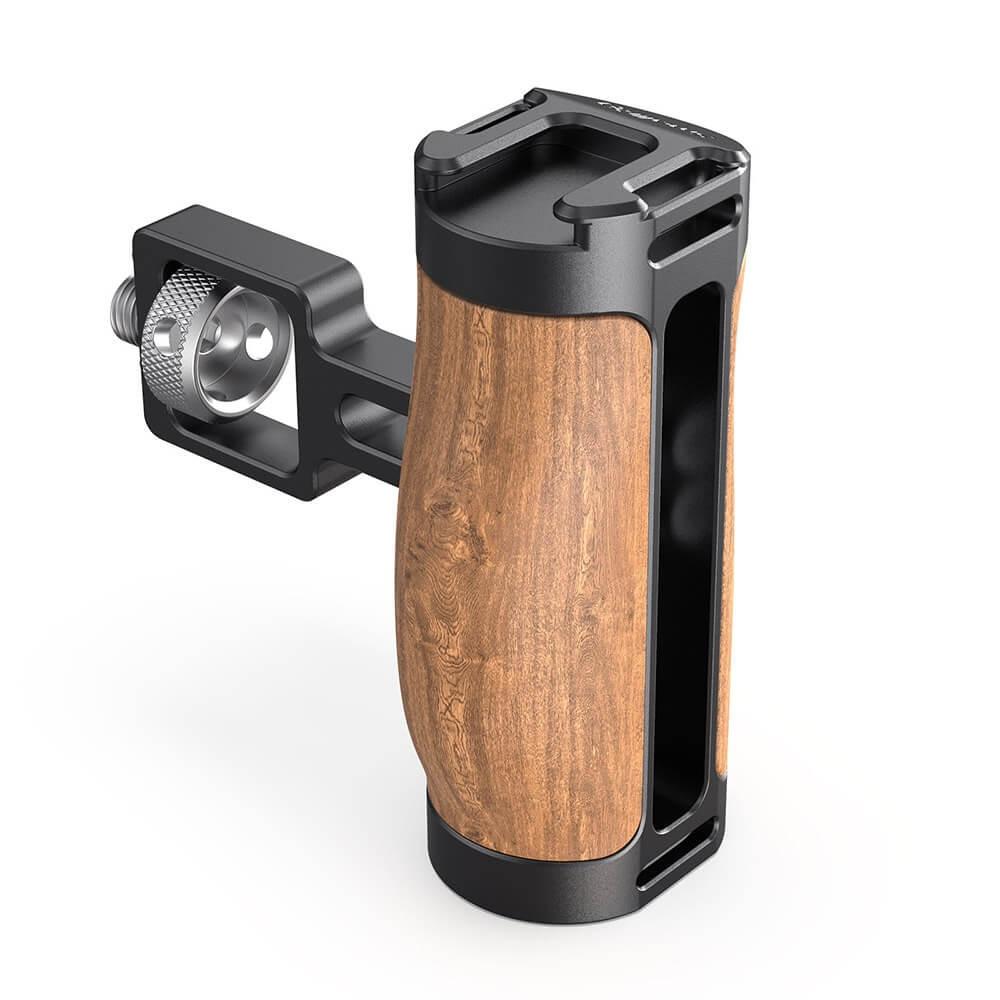 SmallRig Wooden Mini Side Handle (ARRI-Style Mount) 2914