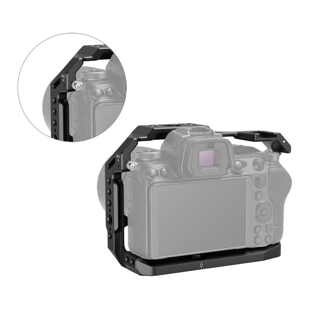 SmallRig Cage for Nikon Z5/Z6/Z7/Z6II/Z7II Camera 2926