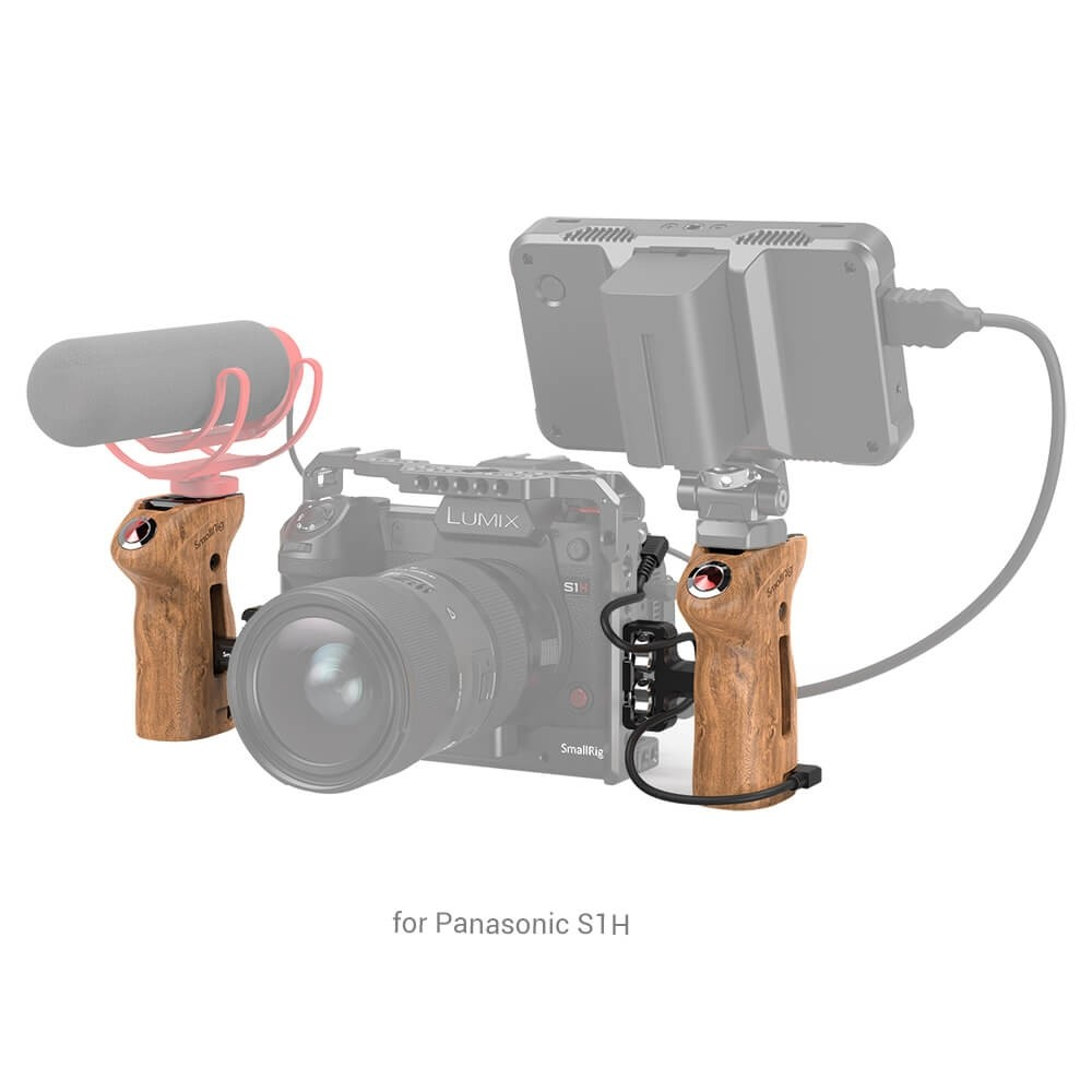 SmallRig Side Handle with Remote Trigger for Panasonic and Fujifilm Mirrorless Cameras 2934