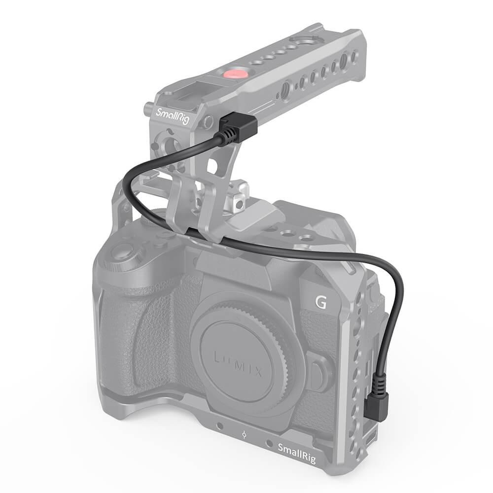 SmallRig Panasonic Remote-Camera Control Cable (Remote to Type C) for SmallRig Control Handle 2970