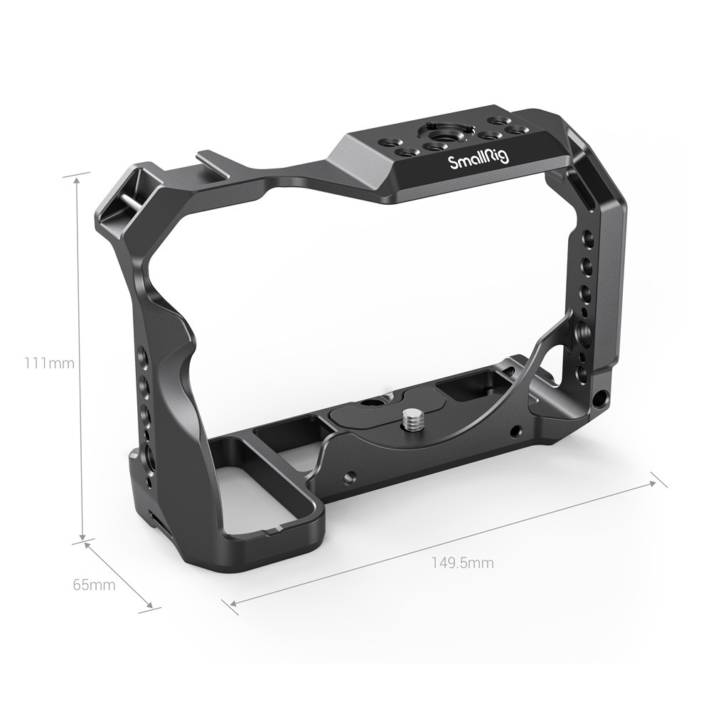 SmallRig Cage for Nikon Z5/Z6/Z7/Z6 II/Z7 II Camera 2972