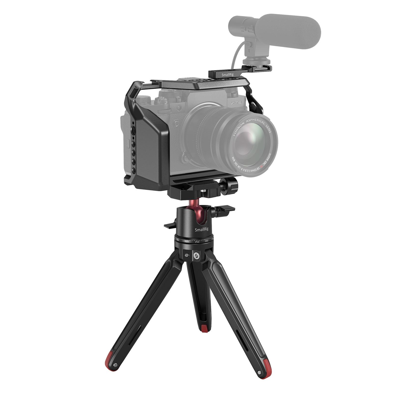 SmallRig Vlog Kit KGW116 for FUJIFILM X-T4