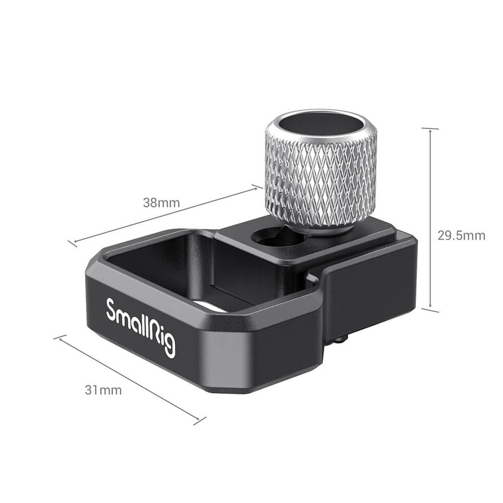 SmallRig HDMI Cable Clamp for A7S III Cage 3000