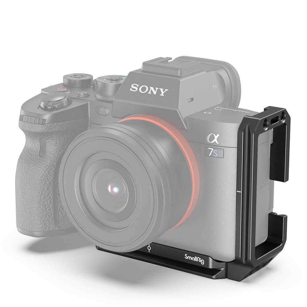 SmallRig L-Bracket for SONY Alpha 7S III Camera 3003