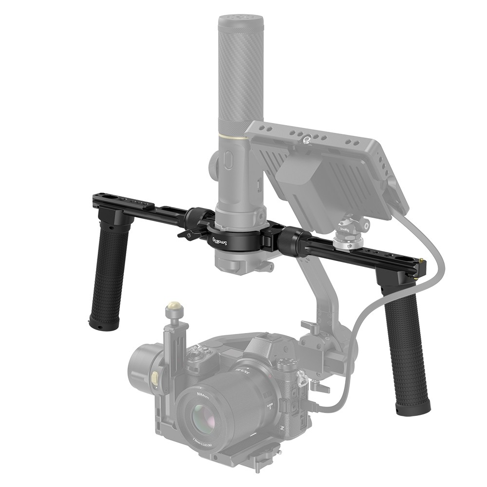 SmallRig Dual Handgrip for ZHIYUN CRANE 2S Handheld Stabilizer 3004