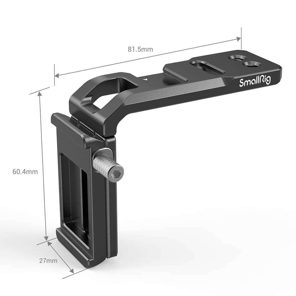 SmallRig Quick Release Extension Bracket for ZHIYUN CRANE 2S Handheld Stabilizer 3006