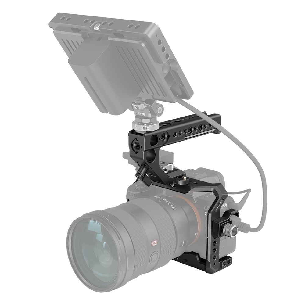 SmallRig Master Kit for SONY Alpha 7S III Camera 3009