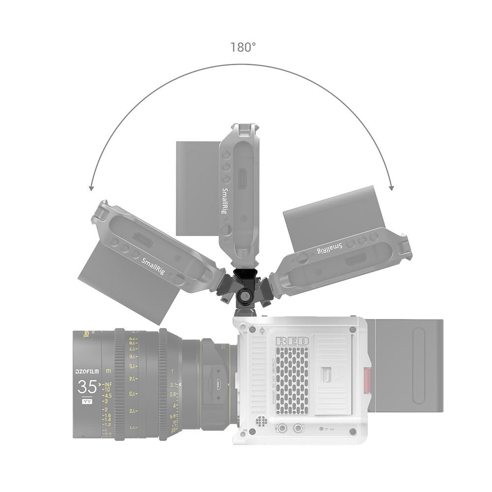 SmallRig EVF Monitor Mount for KOMODO 3045