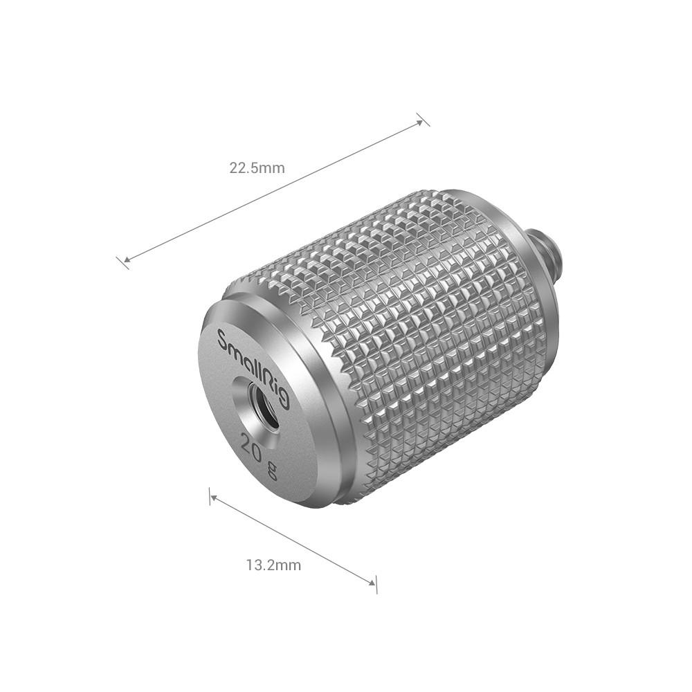 SmallRig Counterweight for DJI Osmo Mobile 3/4 Smartphone Gimbal (20gx3) 3060