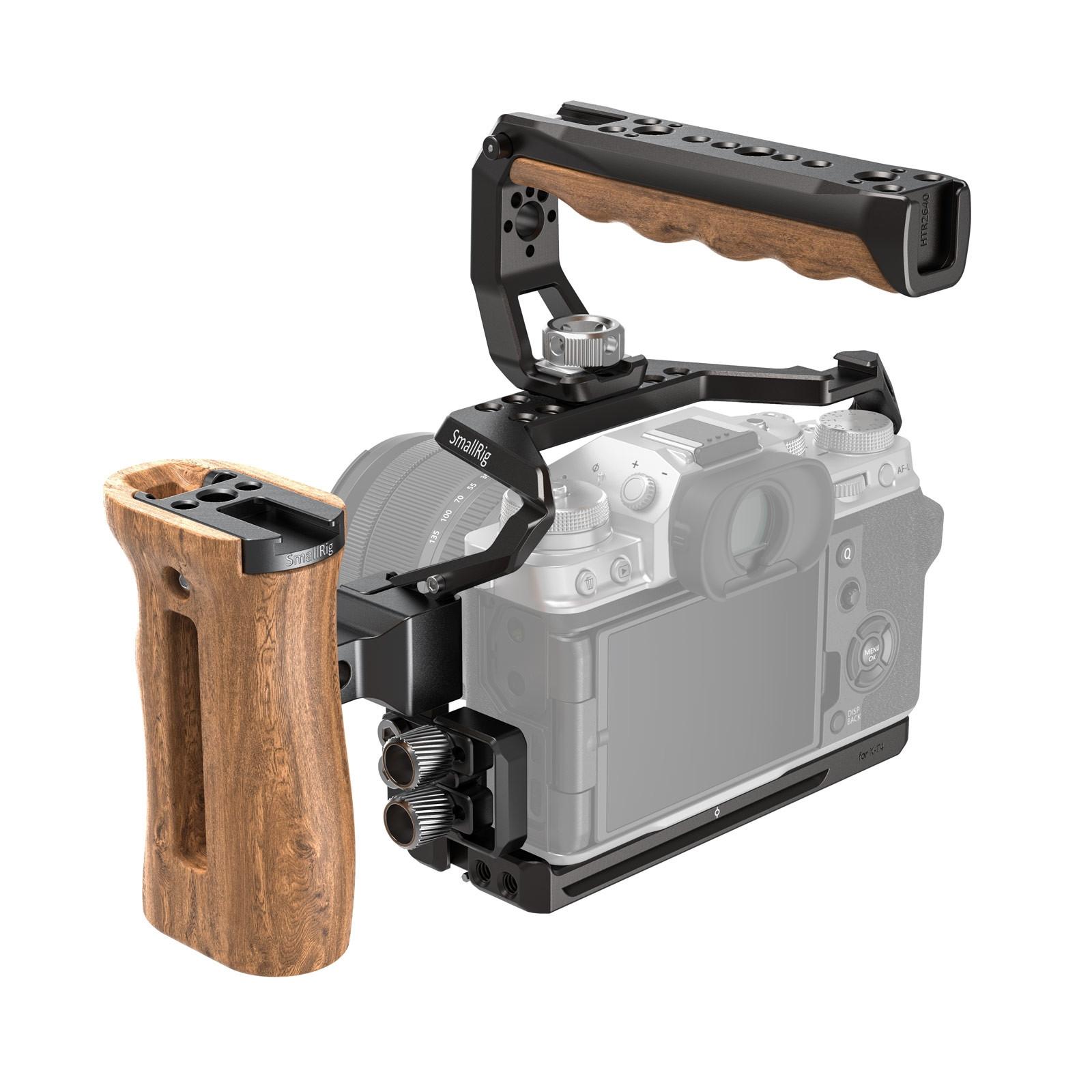 SmallRig Professional Camara Cage Kit for FUJIFILM X-T4 3131B
