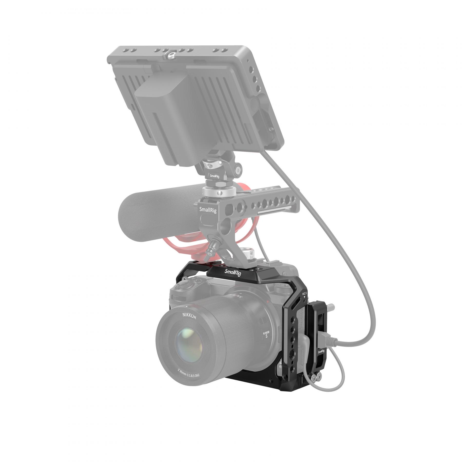 SmallRig Cage Kit for Nikon Z5/6/7/Z6II/Z7II 3141