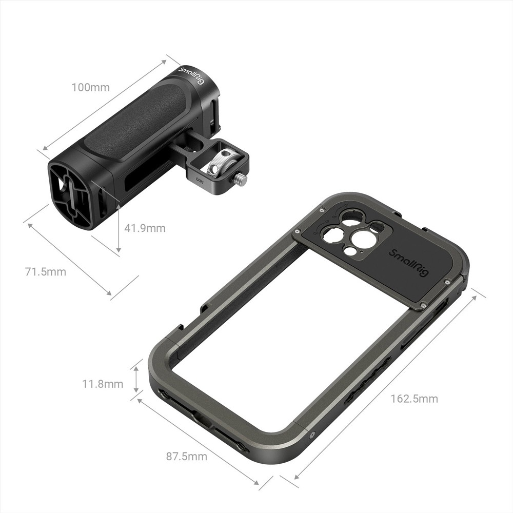Smallrig Handheld Video Rig kit for iPhone 12 Pro 3175
