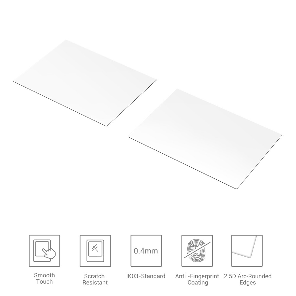 SmallRig Tempered Glass Screen Protector for Select Sony Cameras (2 pcs) 3191