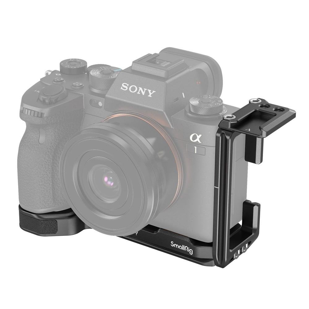 SmallRig L Bracket for Sony Alpha 1&Alpha 7S III&Alpha 7R IV&Alpha 9 II 3207