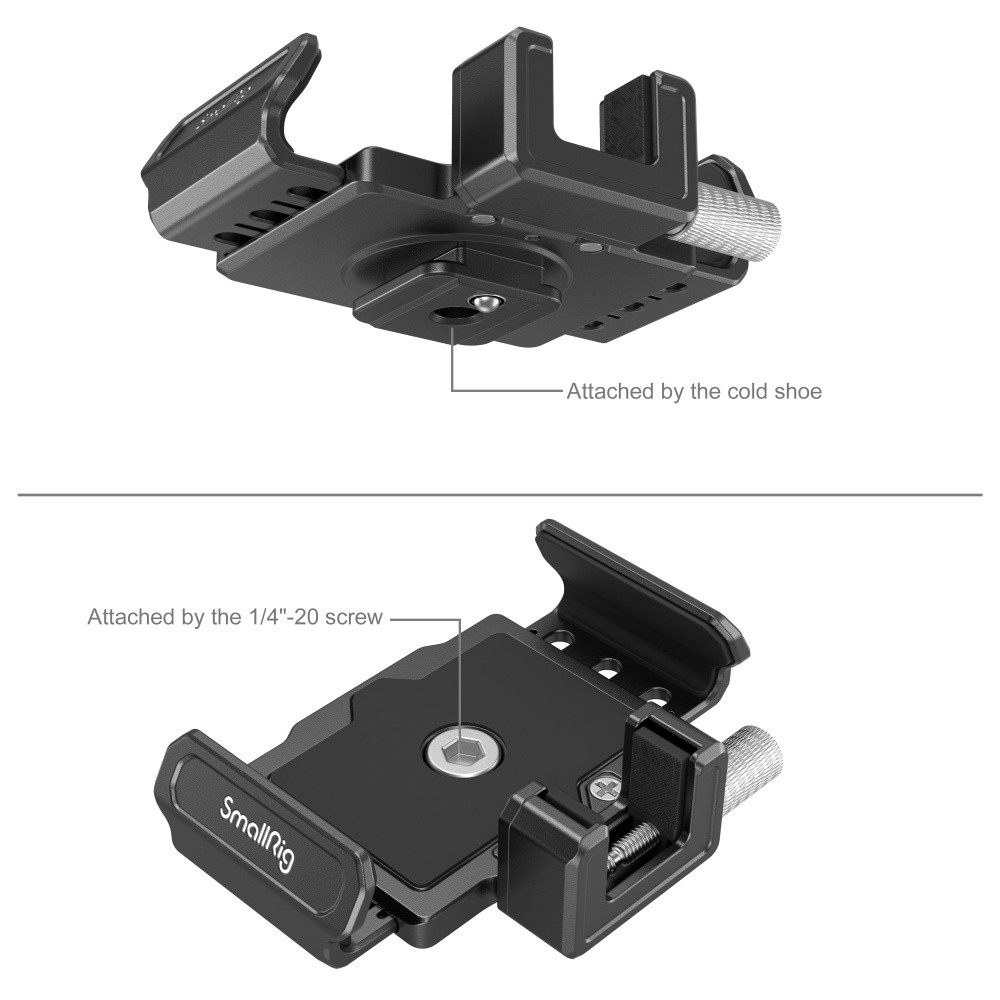 SmallRig T5/T7 SSD Mount for BMPCC 6K PRO 3272