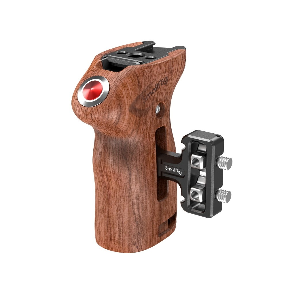 SmallRig Threaded Side Handle with Record Start/Stop Remote Trigger 3323