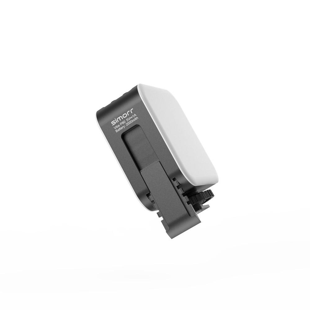 simorr Vibe P80 LED Video light 3482