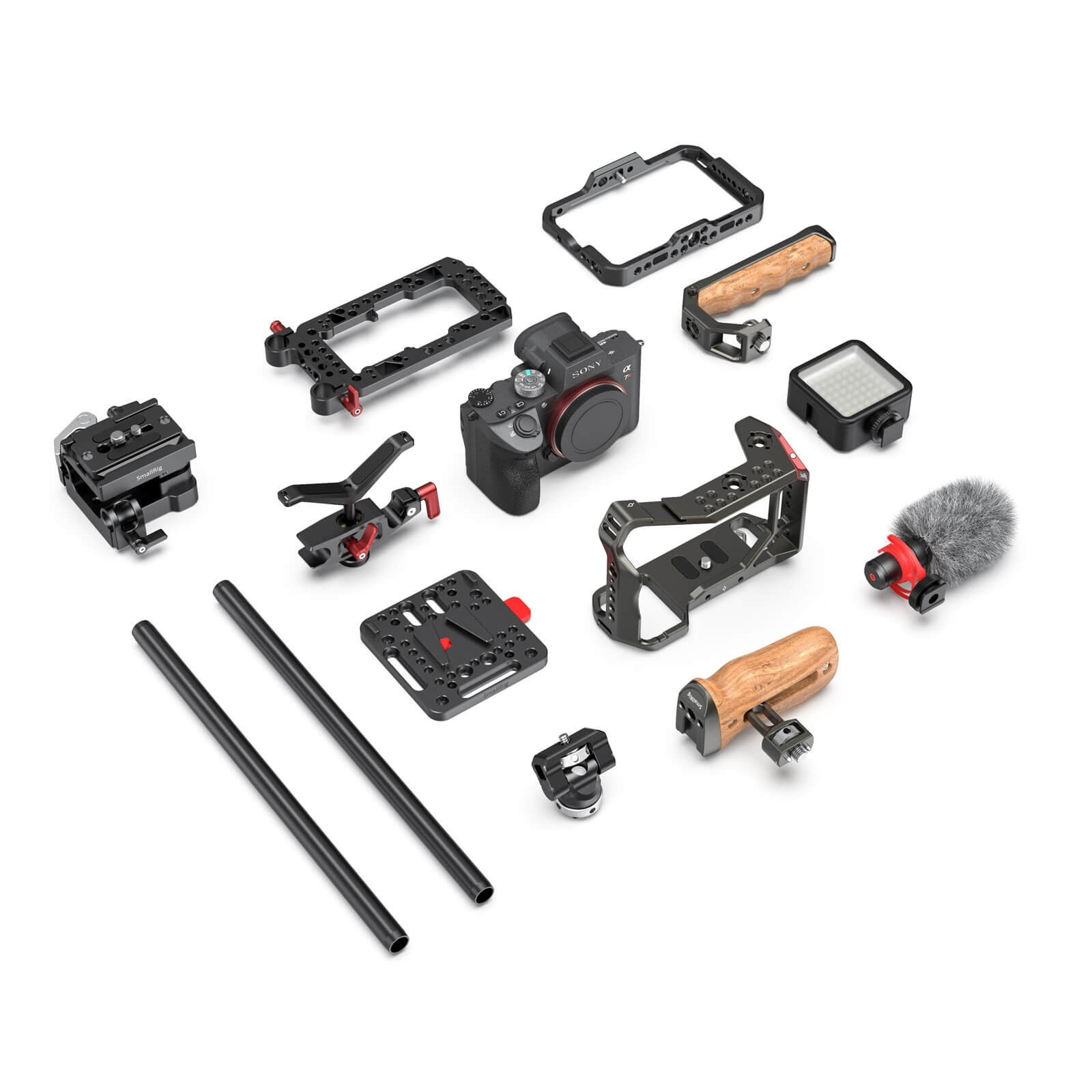 SmallRig New Design Handheld Kit for  A7 III / A7R III SA0005