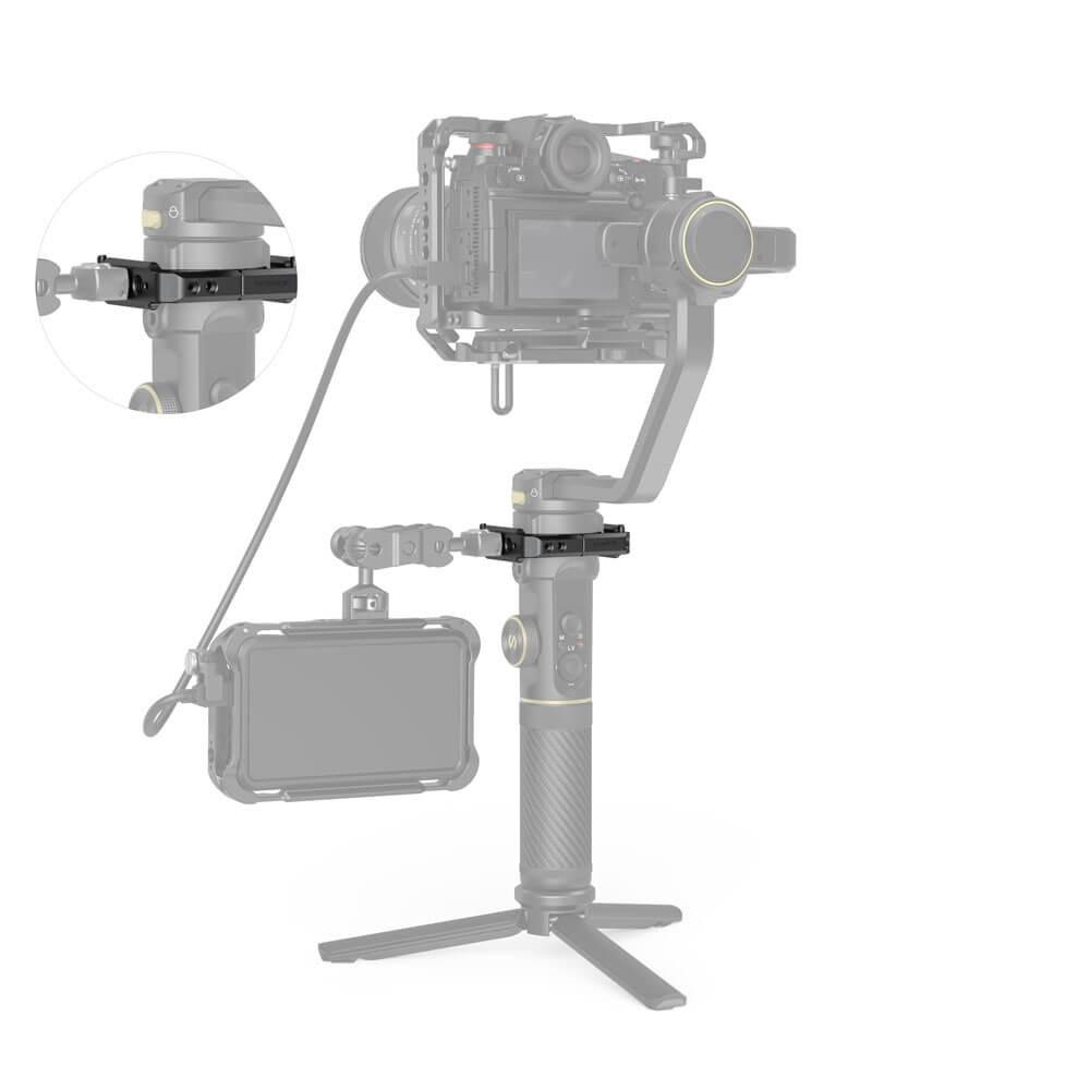 SmallRig Mounting Clamp for ZHIYUN CRANE 2S Handheld Stabilizer 2994