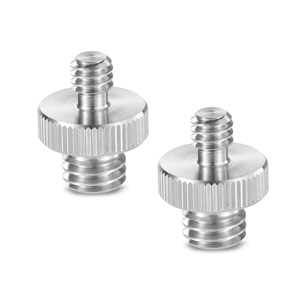 """SmallRig Double Head Stud with 1/4"""" to 3/8"""" thread 855"""