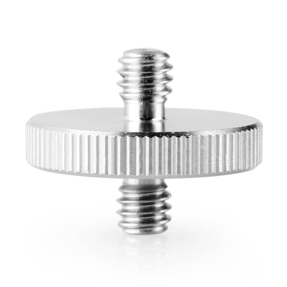 "SmallRig BIG Double Head Stud with 1/4"" to 1/4"" thread 859"