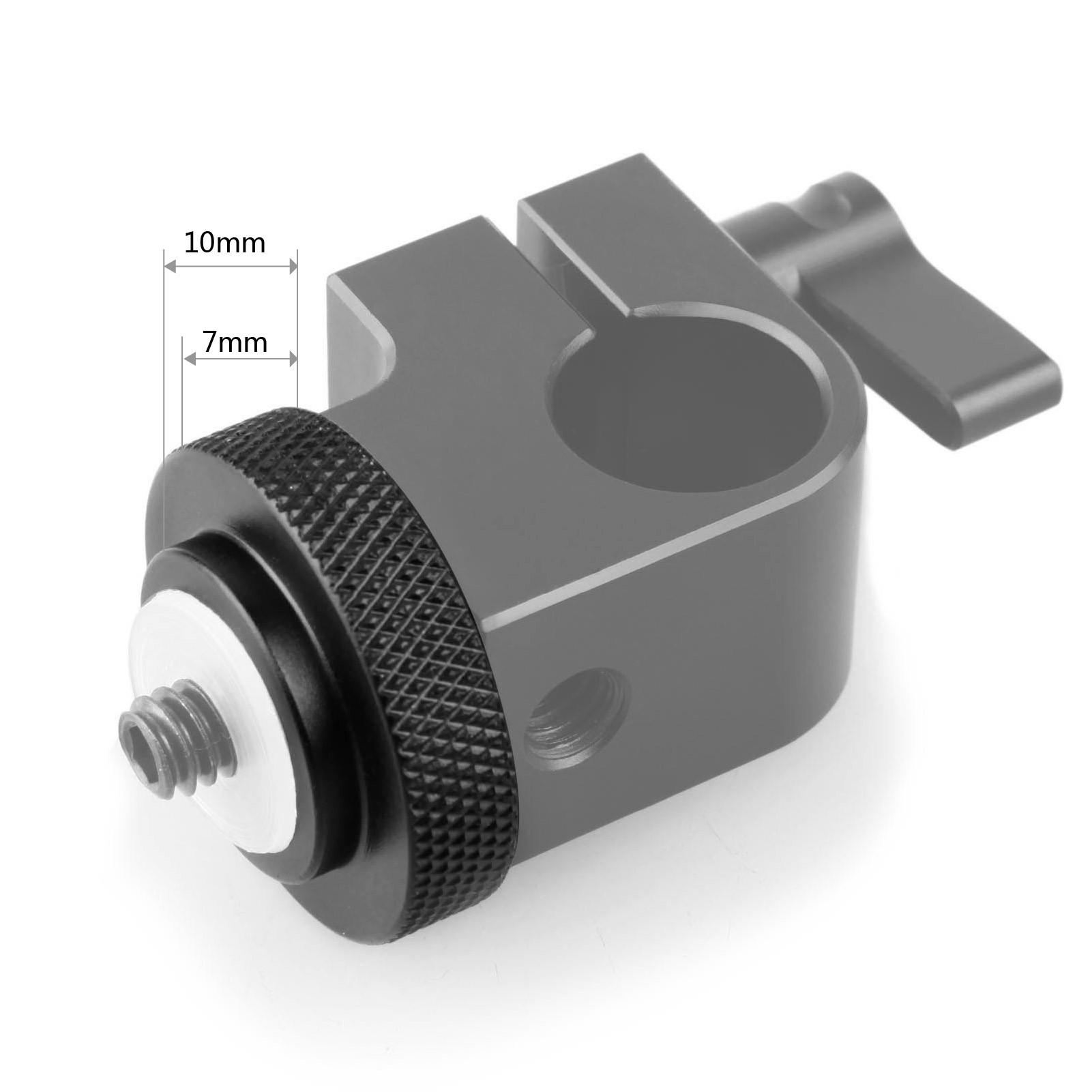 SmallRig Thumb Wheel Lock Nut 2pcs pack 877