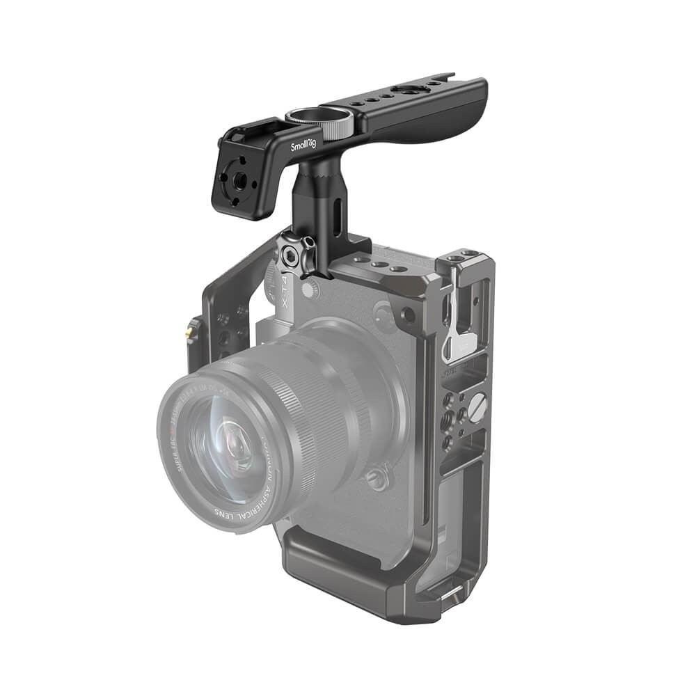 SmallRig Lightweight NATO Top Handle (with Quick Release NATO Rail) 2950