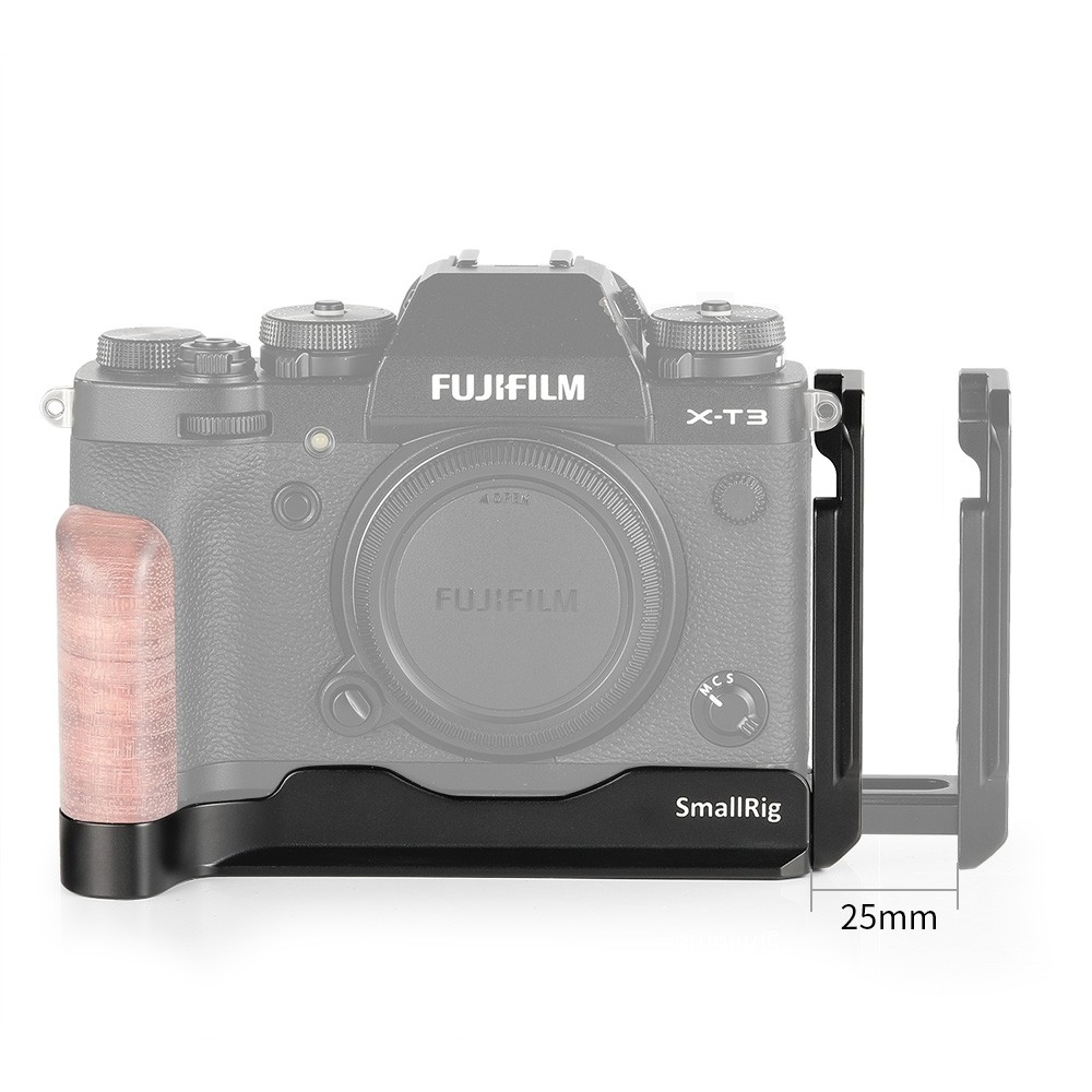 SmallRig L-Bracket for Fujifilm X-T3 and X-T2 Camera APL2253