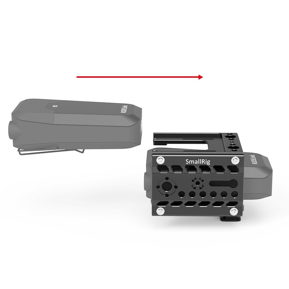 SmallRig Mounting Bracket for Rode Rodelink Wireless Receiver BSM2298