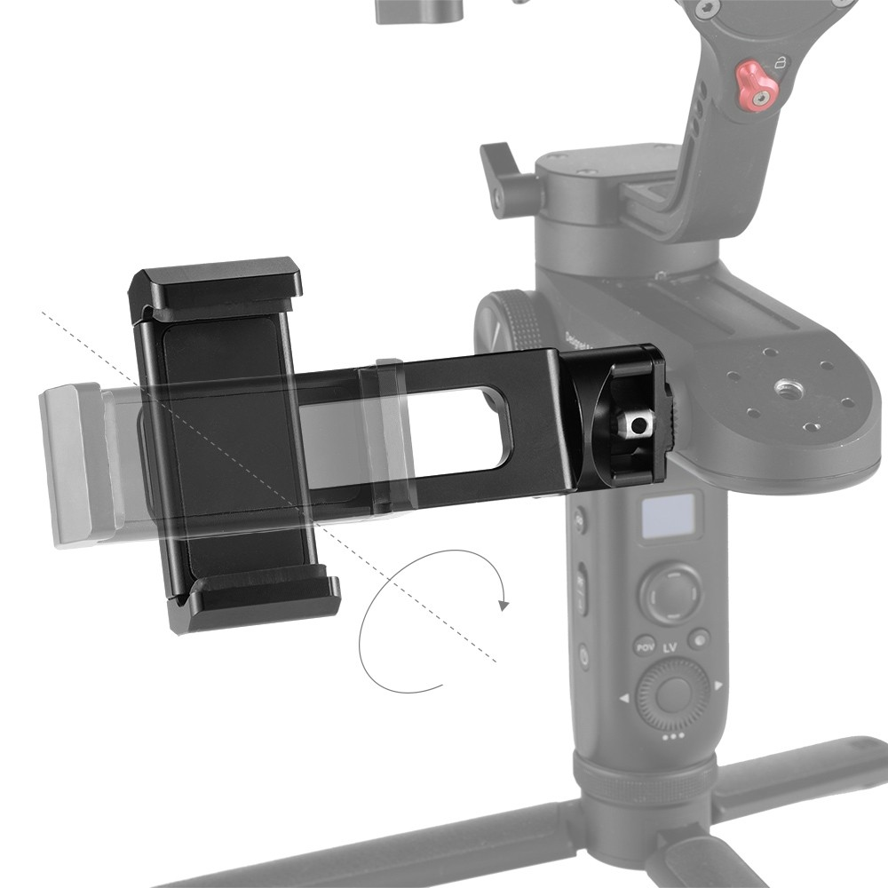 SmallRig Smartphone Clamp for Zhiyun Weebill LAB and Crane3 BSS2286