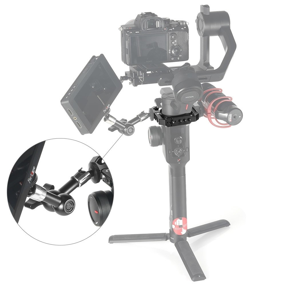SmallRig Mounting Clamp for Moza Air 2 Gimbal BSS2328