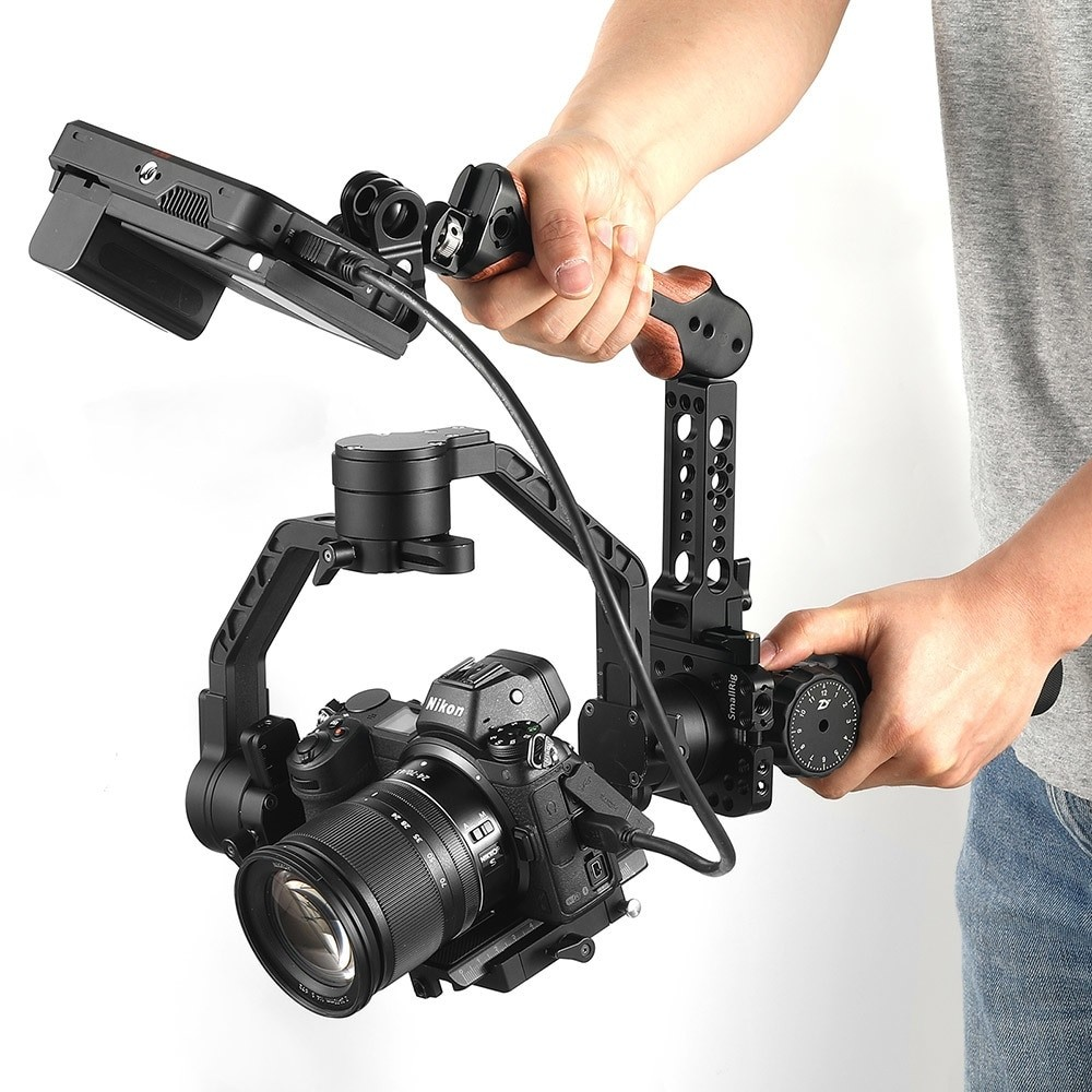 SmallRig Handgrip for DJI Ronin S/Zhiyun Crane 2/Moza Air 2 BSS2340