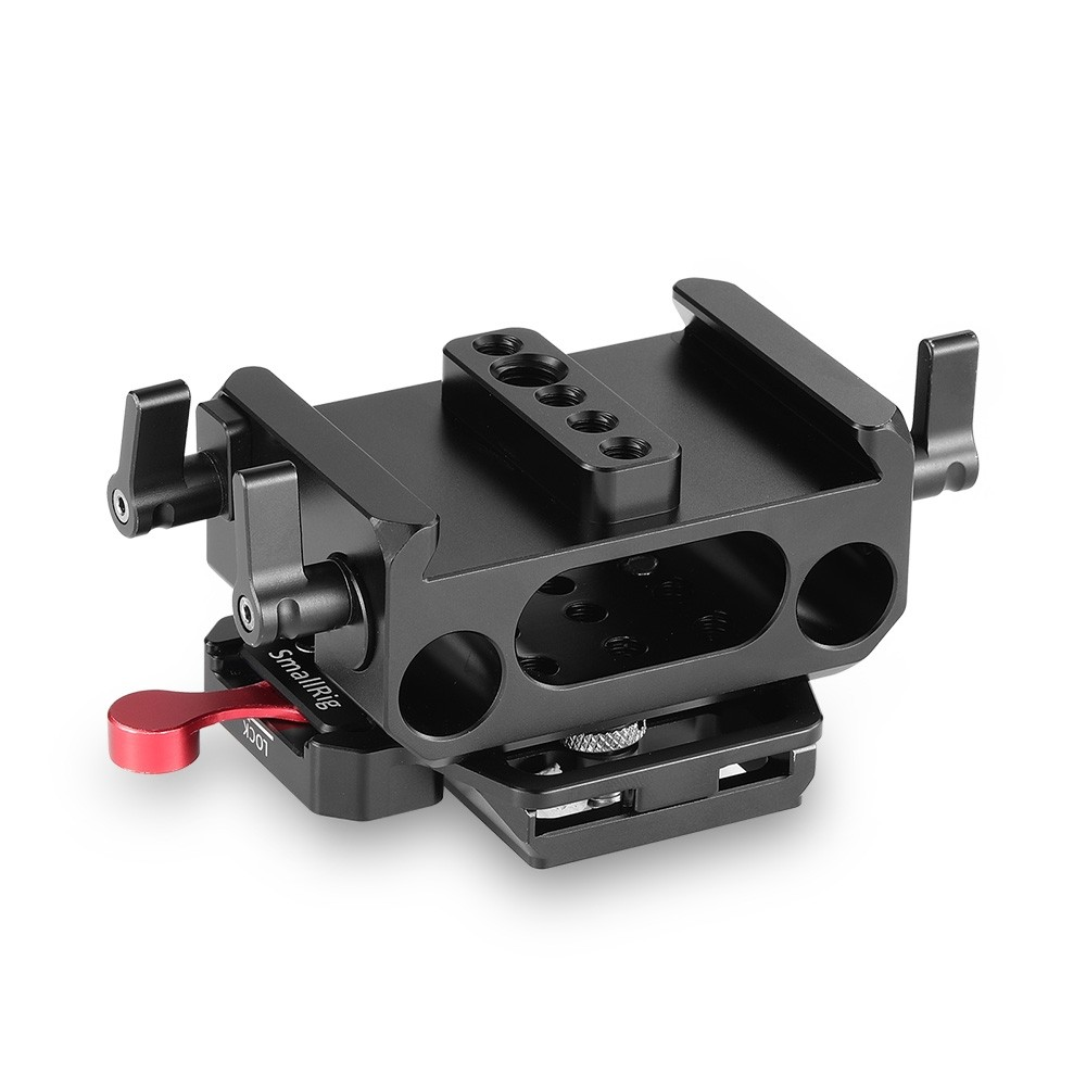 SmallRig Baseplate for BMPCC 4K/6K (Manfrotto 501PL Compatible) DBM2266B