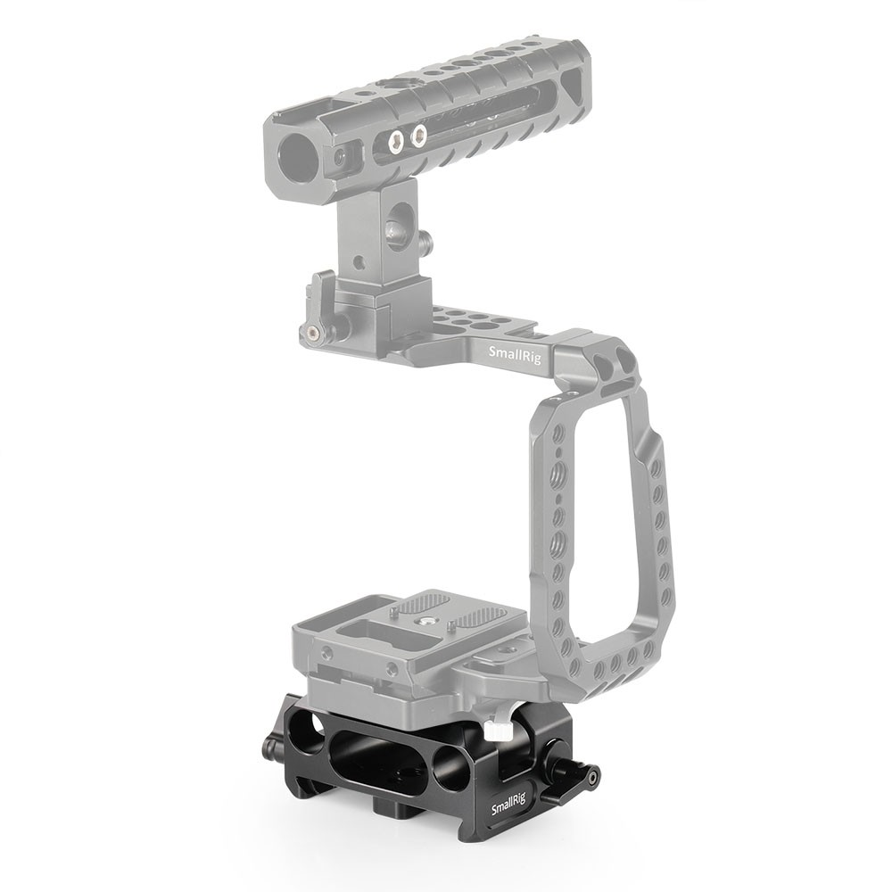 SmallRig Baseplate for BMPCC 4K / 6K (SmallRig Cage 2255 Compatible Only) DBR2267