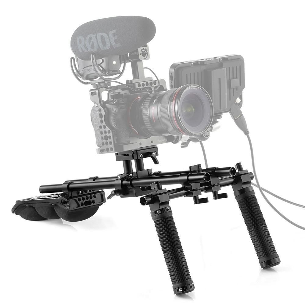 SmallRig Advanced Universal Shoulder Pad Kit KGW101