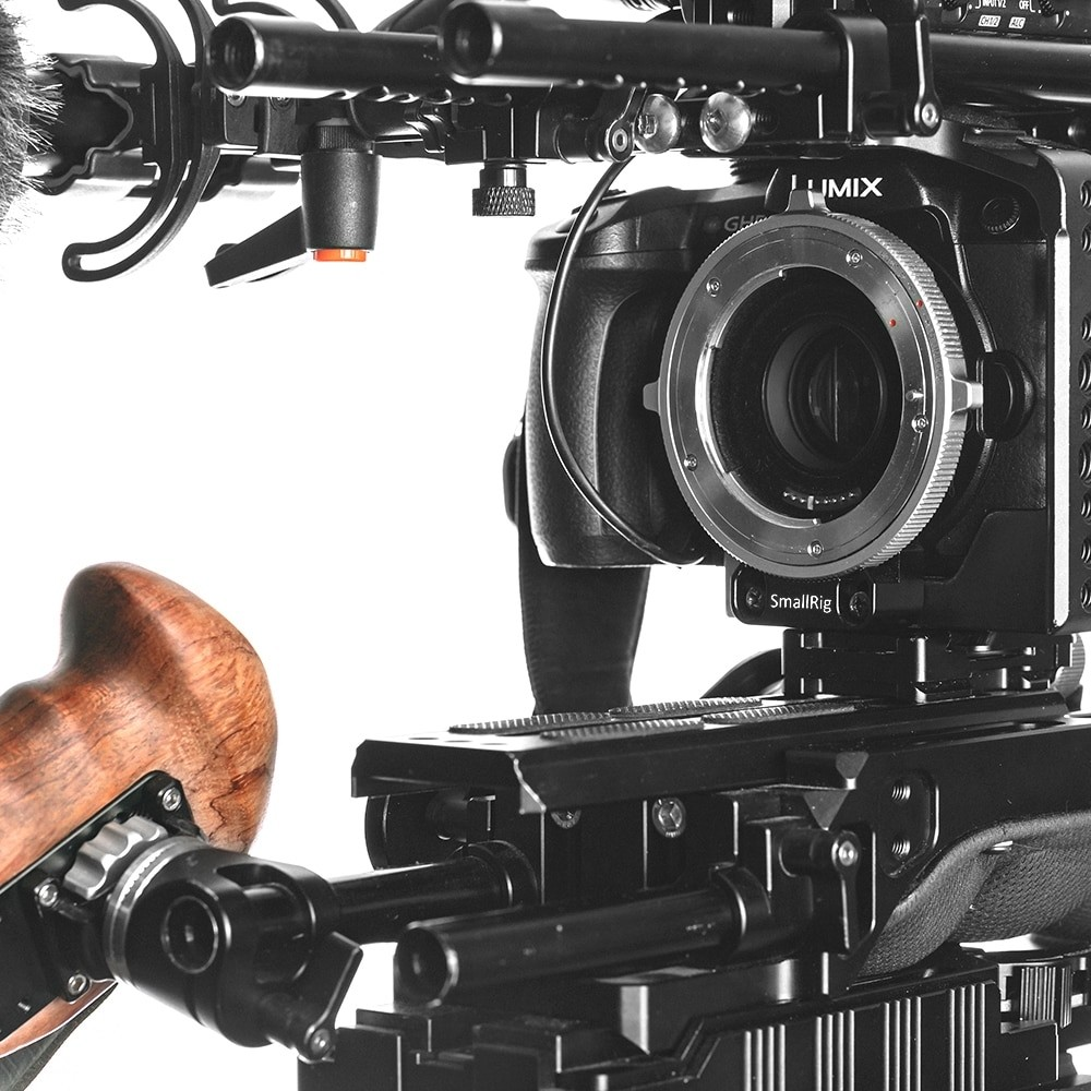 SmallRig T CINE Support for Panasonic Lumix GH5/GH5S MD2265