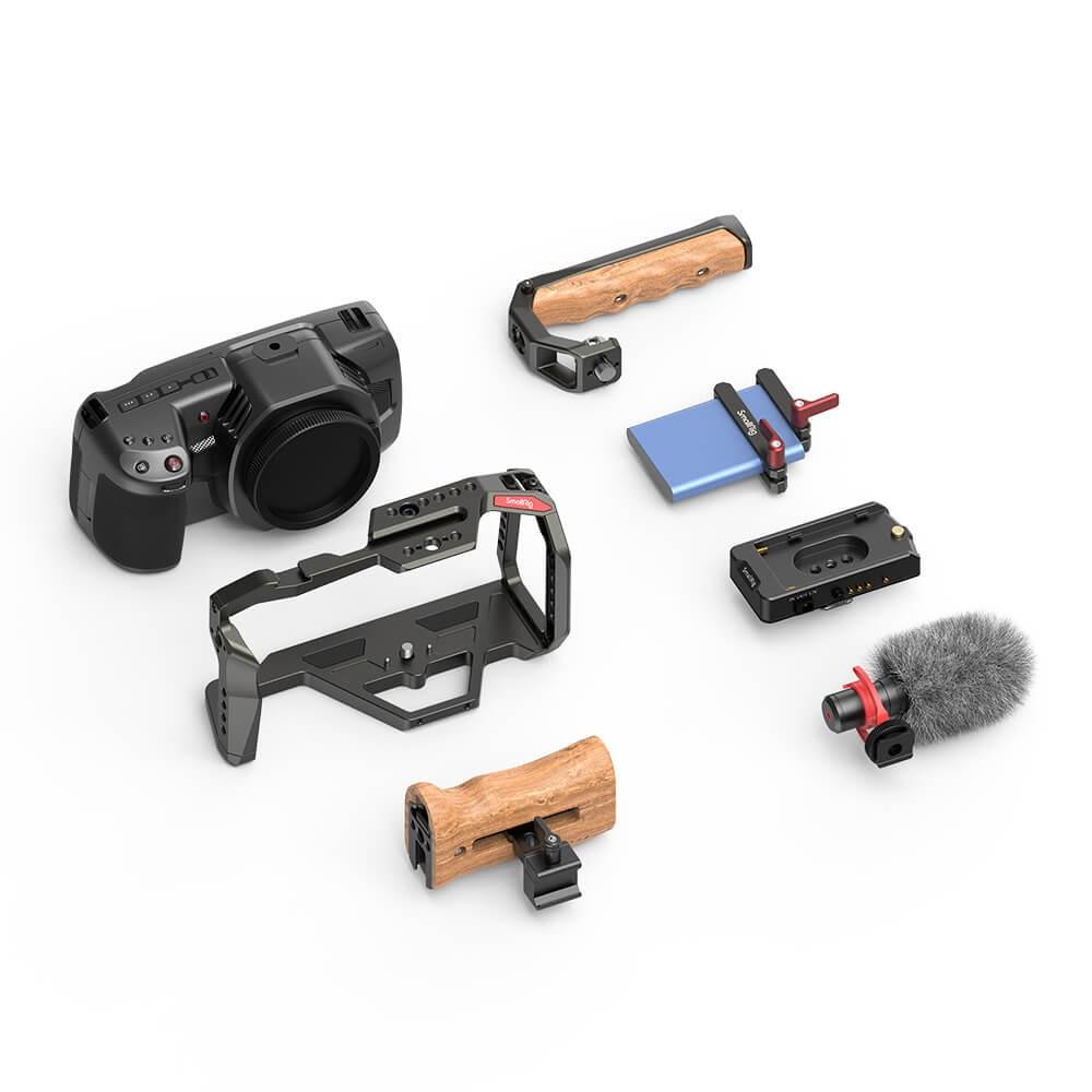SmallRig Advance Camera Cage Kit For BMPCC 4K/6K BM0005