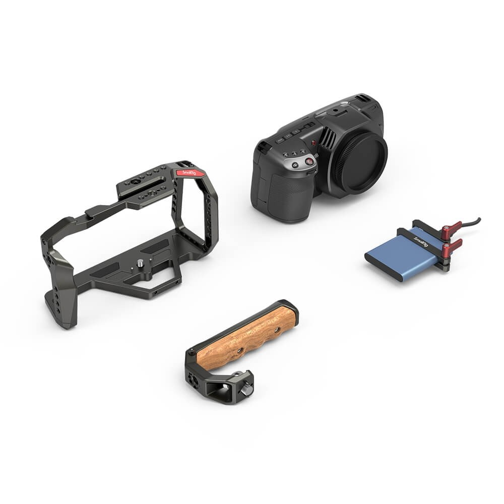 SmallRig New Design Cage Kit for BMPCC 4K/6K BM0004