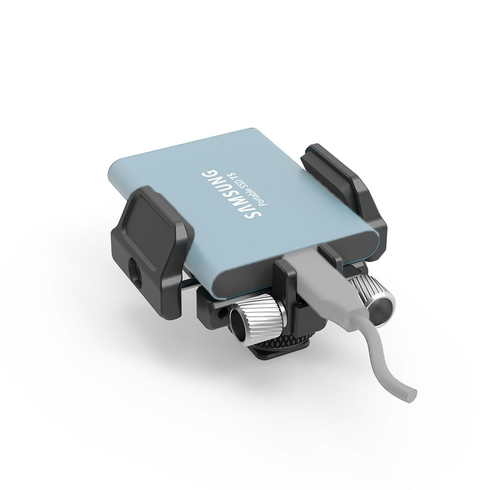 SmallRig Universal Holder for External SSD BSH2343