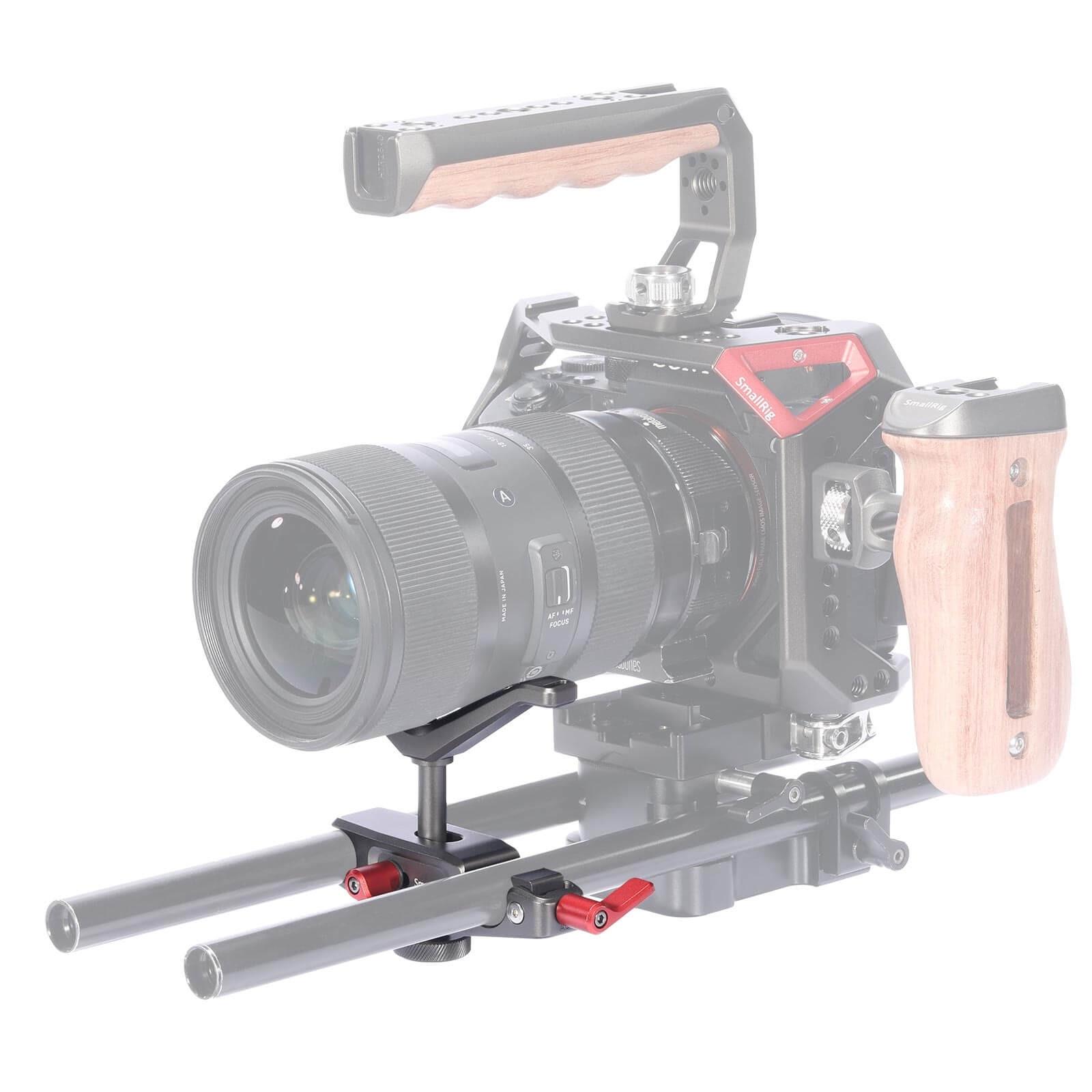 SmallRig 15mm LWS Universal Lens Support BSL2644