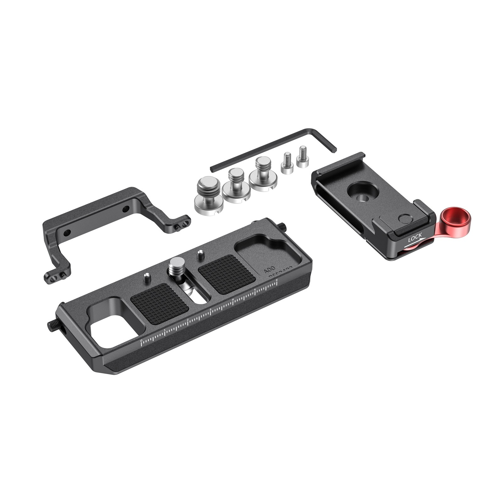 SmallRig Offset Kit for BMPCC 4K / 6K and Ronin S Crane 2 Moza Air 2 BSS2403