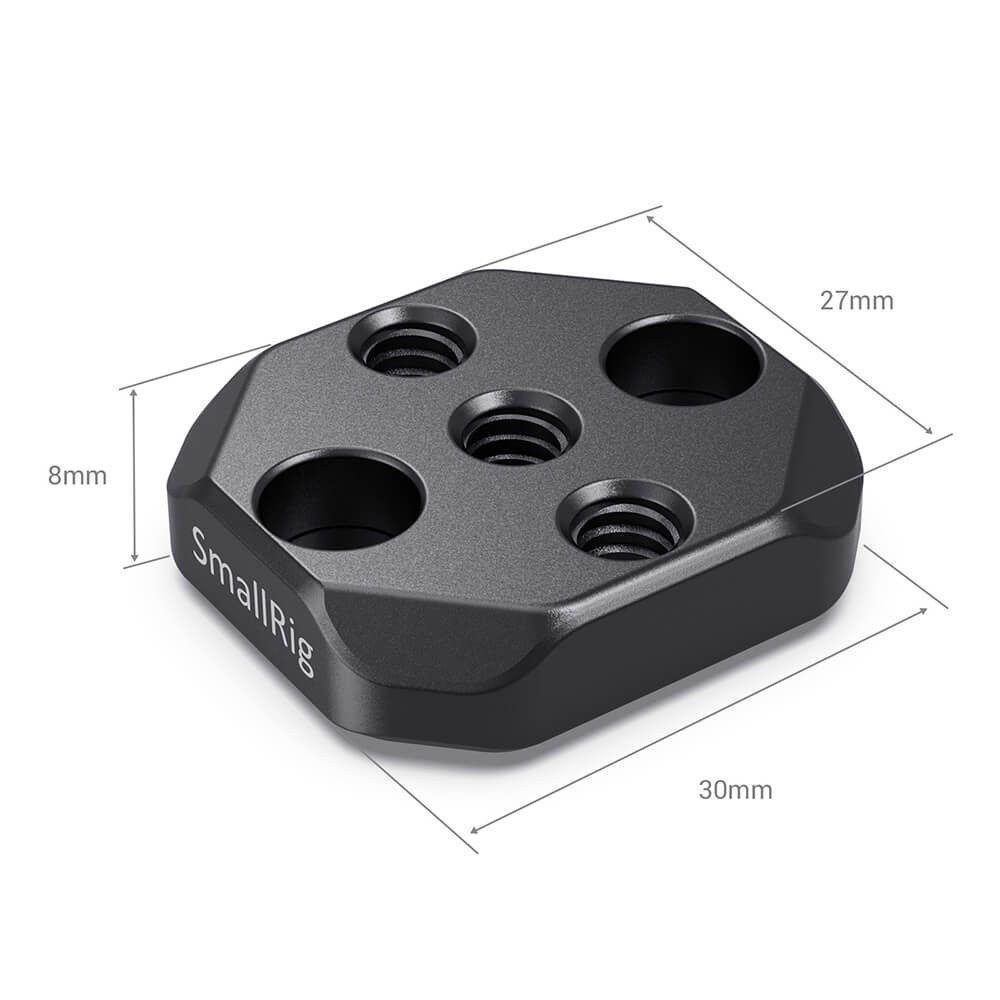 SmallRig Mounting Plate for DJI Ronin-S/Ronin-SC/RS 2/RSC 2 BSS2710